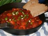 Kovbojské fazole recept