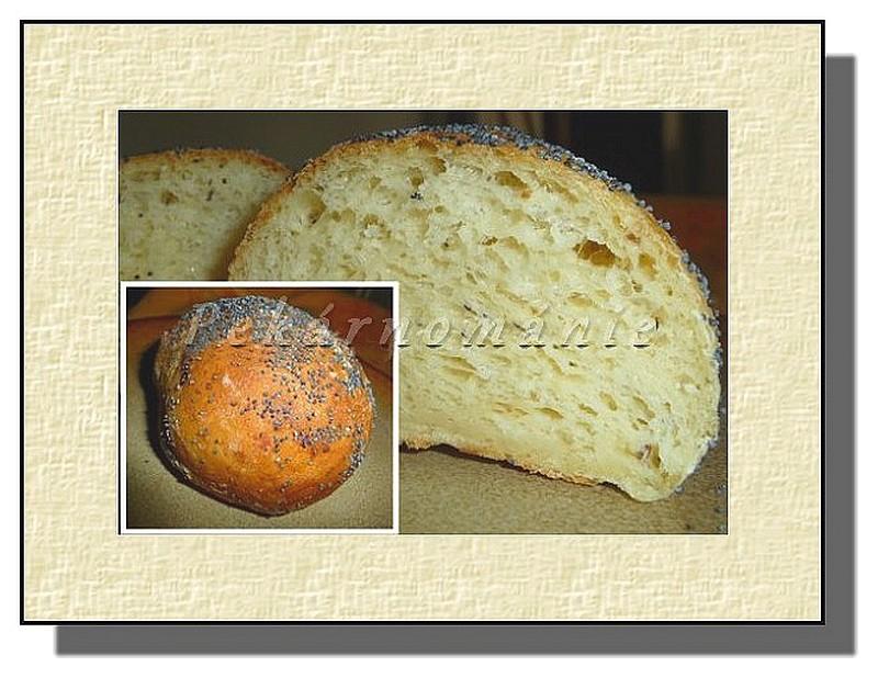 Bramborovo – sýrové bulky s mákem recept