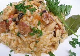 Pestré rizoto ( Jambalaya) recept