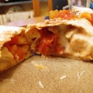 Rychlá tortilla s kuřecím masem recept