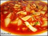 Kedlubnový guláš pikant recept