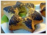 Slané makové hvězdičky recept