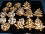 Měkké a voňavé vánoční perníčky recept