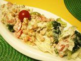 Zeleninový salát se sójou a arašidovým dressingem recept ...