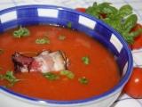 Polévka z červených paprik recept