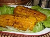 Grilovaná kuku(kukuřice) recept
