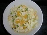 Osvěžující salát s pomerančem recept