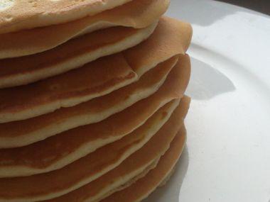 Pancakes  Americké palačinky