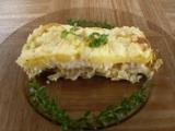 Zapečené filé s bramborami a zelím recept