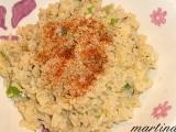 Variabilní rýže s vejcem recept