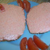 Pomazánka z aljašské tresky recept