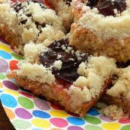 Švestkový koláč s medem recept