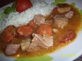 Maďarská vepřová recept