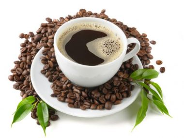 Kořeněná mražená káva