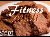Proteinové FITNESS Musli recept