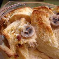 Žemlovka s banány recept