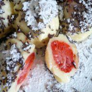 Jemné jahodové knedlíčky recept