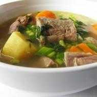 Pikantní jehněčí polévka recept