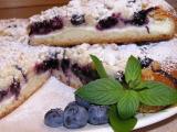 Borůvkové koláče lopaťáky recept