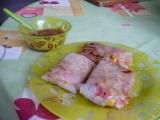 Závitky v rýžovém papíru recept