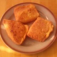 Plněné bramborové pirohy recept