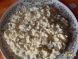 Vajíčkový salát se šunkou recept