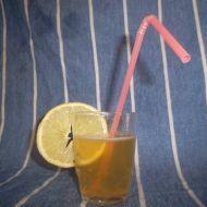 Sestřin citronový drink recept