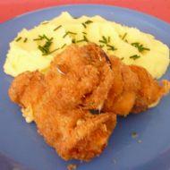 Smažené kuřecí ražničí recept