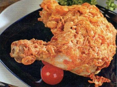 Lupínkové kuře
