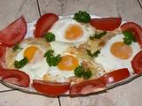 Zapečená Hermelínová sluníčka recept