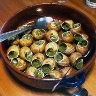 Francouzští šneci recept