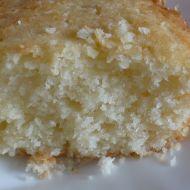 Kefírová buchta s kokosem recept