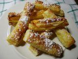 Rychlé jablečné tyčky recept