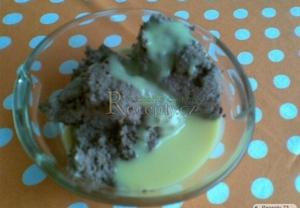 Čokoladový mousse (pěna)