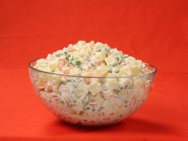 Recept Bramborový salát