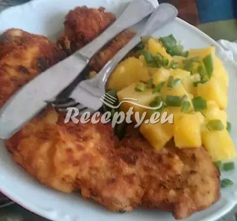 Dijonské řízky recept  vepřové maso