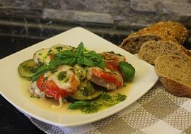 Vepřové medailonky Caprese recept