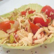 Tofu salát s cherry rajčátky recept