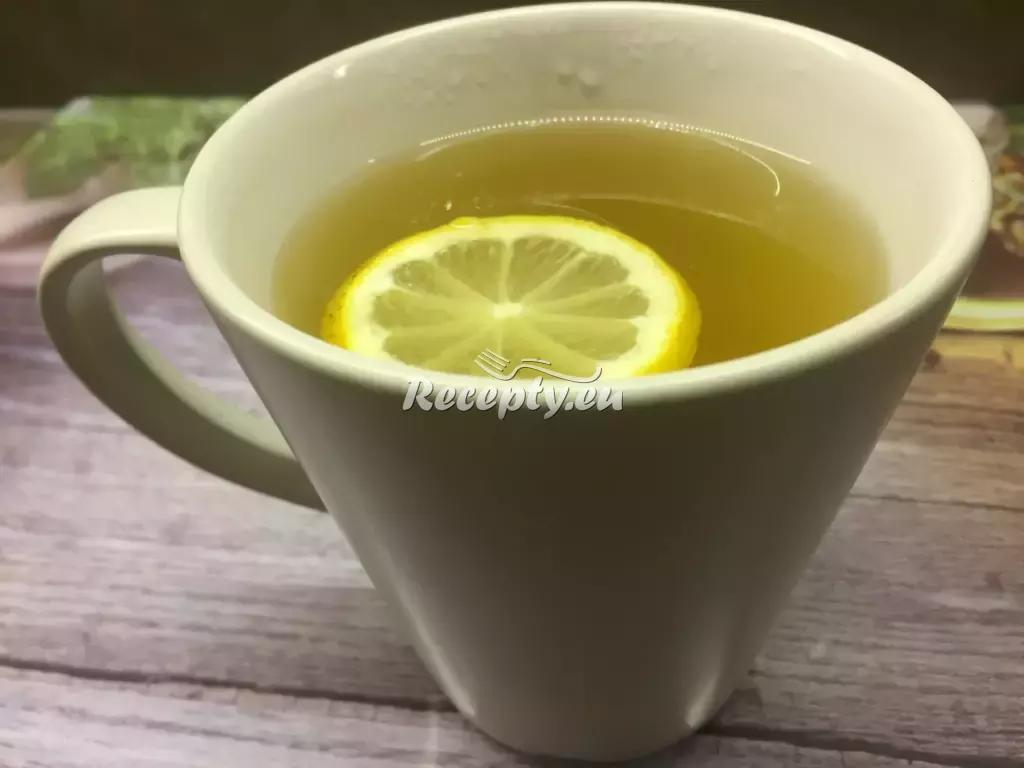 Zázračný mátový čaj recept  teplé nápoje