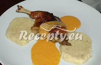 Králík na česneku recept  králičí maso