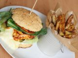 Květákové burger bulky {Bezlepkové} recept