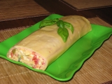 Sýrová roláda od babičky recept