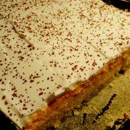 Rychlé řezy s karamelovým krémem recept