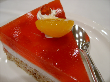 Tvarohový dort bez pečení