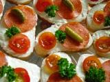 Česnekovo  sýrová pomazánka recept