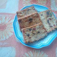 Jemný biskupský chlebíček recept