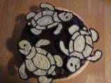 Želvičky na dort recept