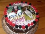Narozeninový dort pro Vikiho recept