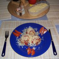 Srbské rizoto recept