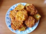 Křupavé bramborové dukátky recept
